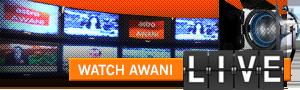 Watch Awani Live
