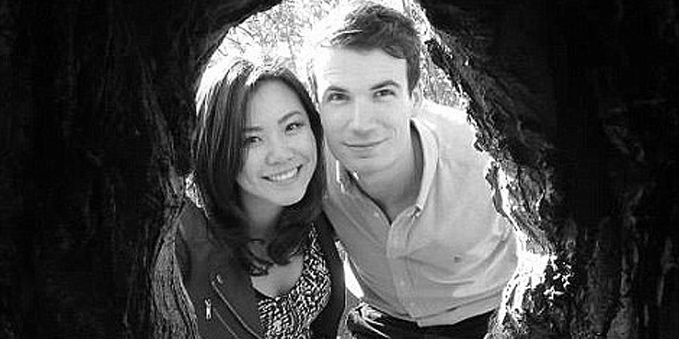 Elaine Teoh, 27 and Emiel Mahler, 27