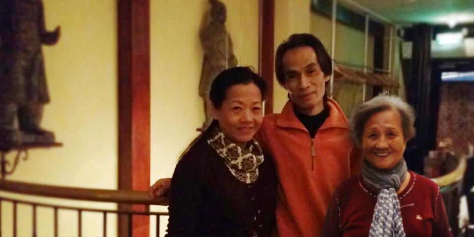 Jenny Loh , Shun Po Fan  dan Siew Poh Tan